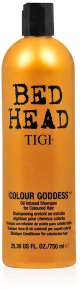 Tigi Bed Head Colour Goddess Szampon do włosów farbowanych 750 ml