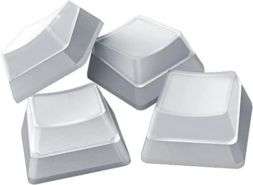 Phantom Pudding Keycap Upgrade Set - White