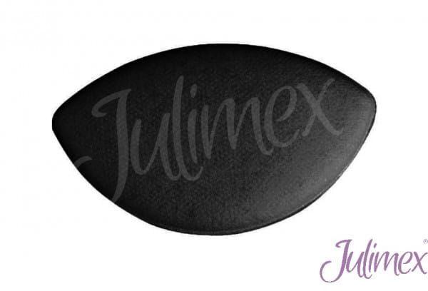 Wkładki do biustonosza z pianki Julimex WS09 czarne