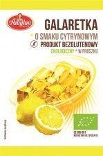 Galaretka cytrynowa BIO 40g Amylon