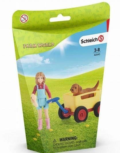 Wózek dla psów - SCHLEICH