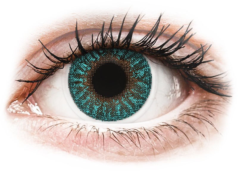 TopVue Color - Turquoise - korekcyjne