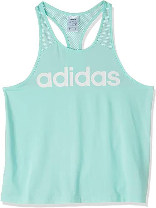 Adidas Tank W D2m Lo Tank koszulka męska wielokolorowa Mint (Clear Mint) L