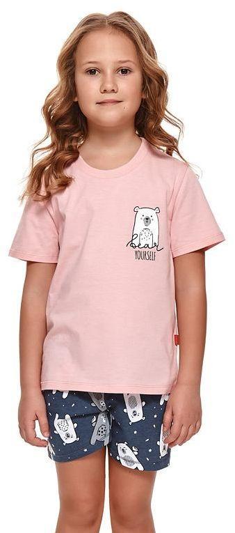 Piżama dla dziewczynki Bear