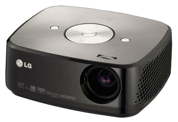 Projektor LED LG HX350T
