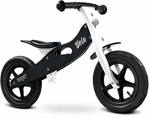 TOYZ TOYZ-02140 rowerek biegowy, czarny