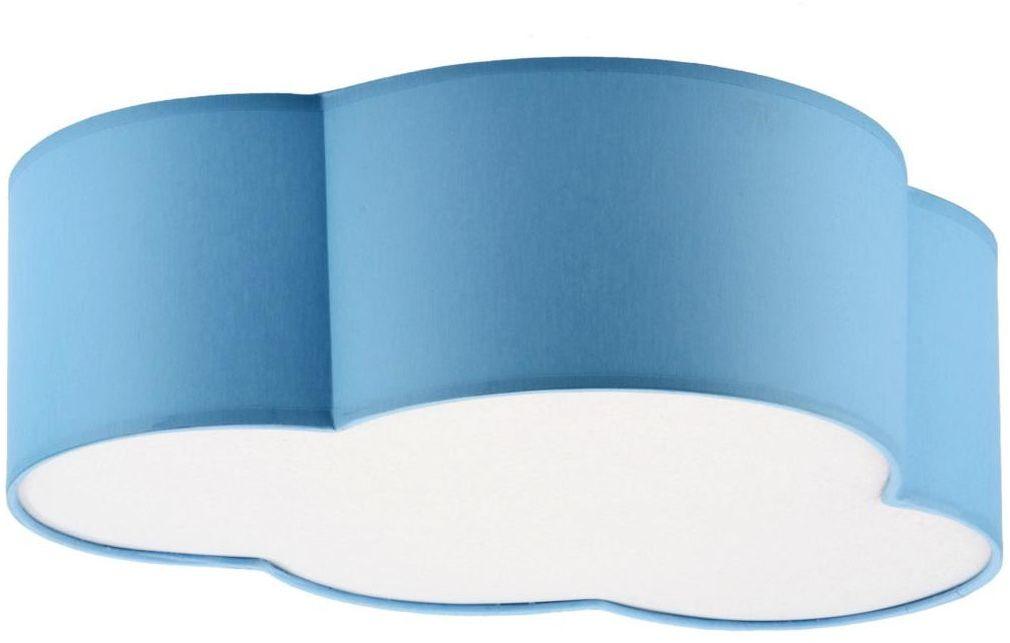 Plafon Cloud niebieski 2 x E27 TK Lighting