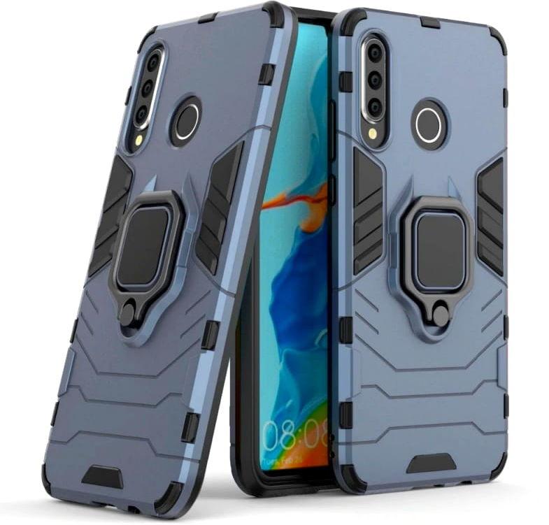 Etui Ring Armor Samsung Galaxy A50 - 2 kolory