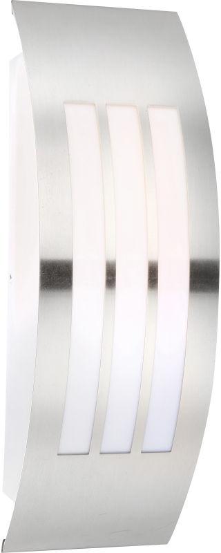 Globo CORNUS 32094 kinkiet lampa ścienna zewnętrzna stal nierdzewna 1xE27 20W 31,8cm IP44