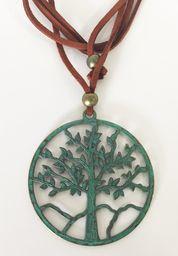 novadis metalowy naszyjnik drzewo życia (004039)