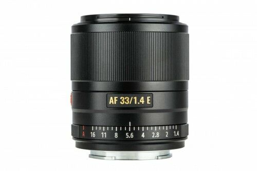 Viltrox AF 33mm F1.4 Sony E