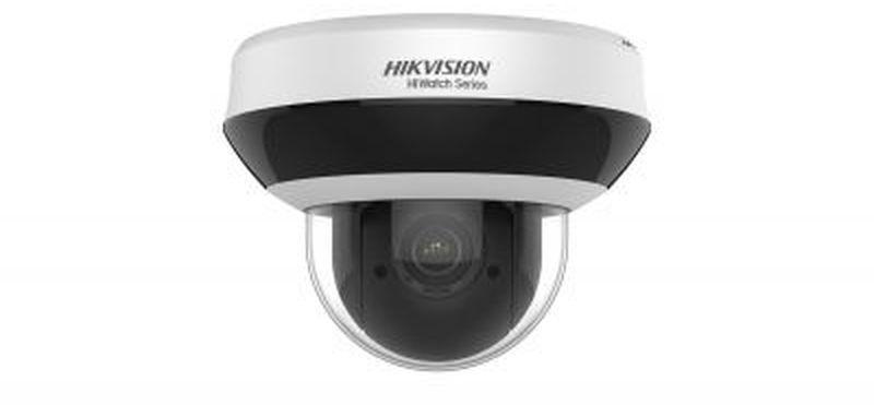 Kamera IP HWP-N2404IH-DE3, PTZ, 4MP, IR 20m, 4x optical zoom, H265+, 120dB WDR, IK10 Hikvision