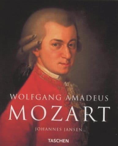 Wolfgang Amadeus Mozart Taschen Basic Art Series