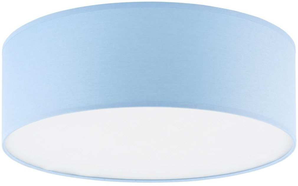 Plafon Rondo 38 cm niebieski 4 x E27 TK Lighting