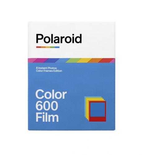 Wkłady Polaroid Color Frames 600 (8 zdjęć) do aparatów typu 600 i I-Type