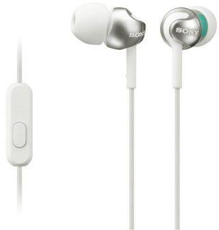 Słuchawki SONY MDREX110APW.CE7