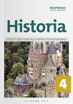 Historia SP 4 Zeszyt ćwiczeń OPERON - Maria Pacholska, Wiesław Zdziabek