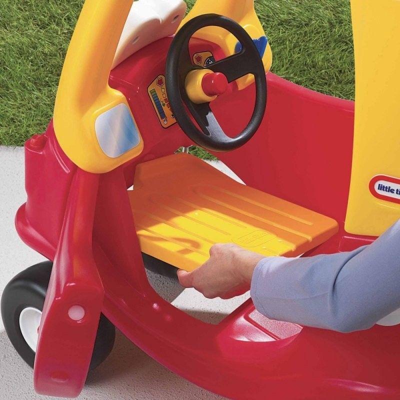 Jeździk Cozy Coupe dla dzieci samochód Little Tikes