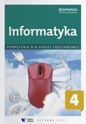 Informatyka SP 4 Podręcznik OPERON - Jarosław Dulian