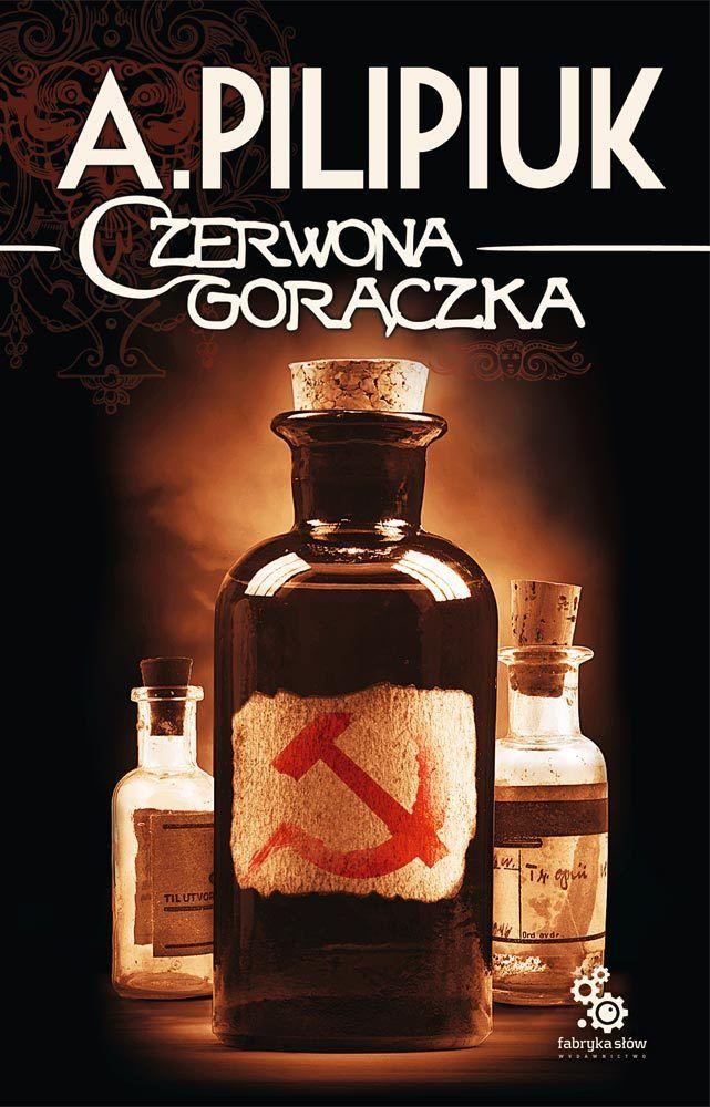 Czerwona gorączka - Andrzej Pilipiuk - ebook