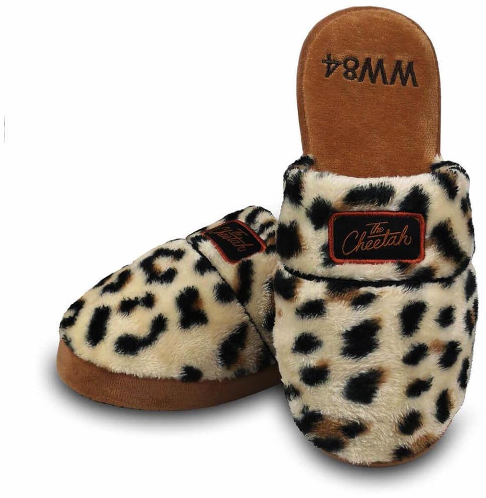 Kapcie kobiece DC Comics Cheetah Gepard - 38-41