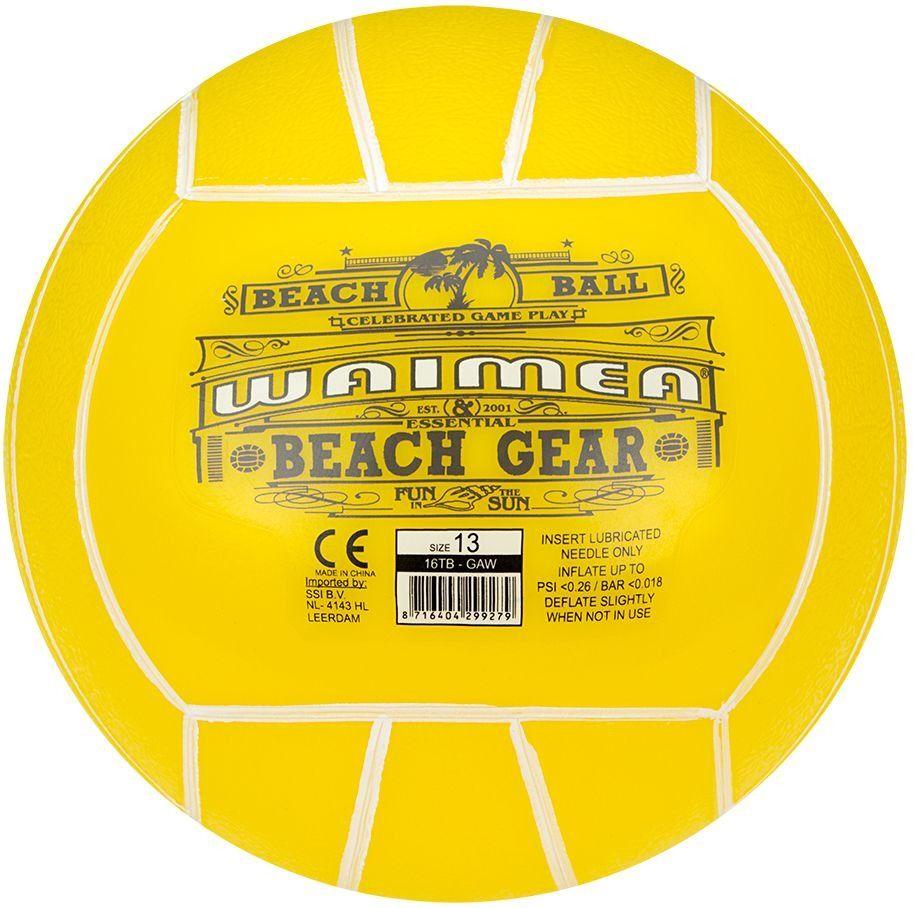 Piłka plażowa ogrodowa Waimea 13cm