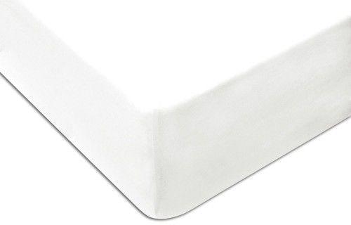 Prześcieradło Jersey Z Gumką 60x120 Białe Darymex