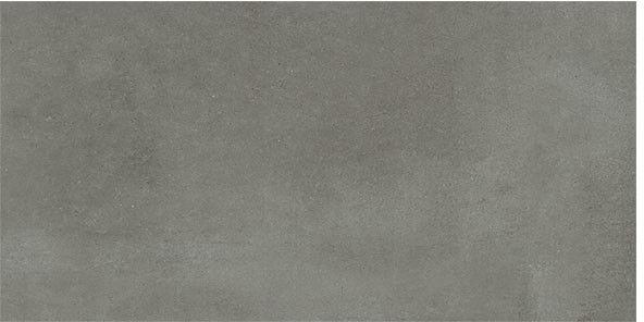 Gres szkliwiony Stargres Lefkada 31 x 62 cm ciemny szary 1,54 m2