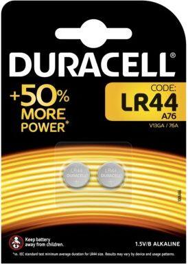 Bateria alkaliczna DURACELL LR44. > DARMOWA DOSTAWA ODBIÓR W 29 MIN DOGODNE RATY