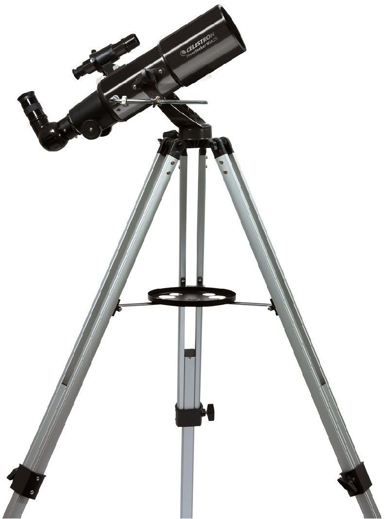 Teleskop Celestron PowerSeeker 80AZS (DO.21087)
