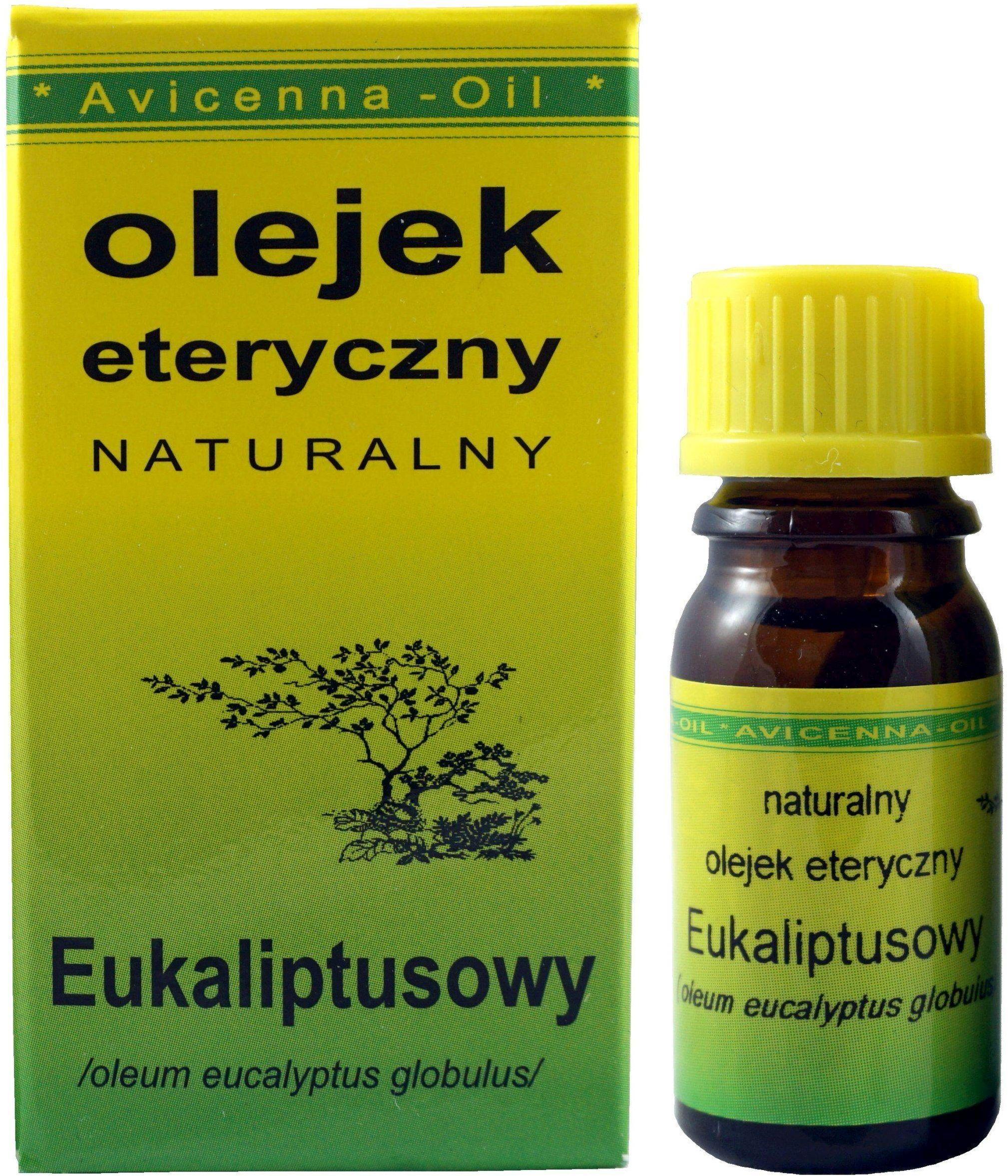 Olejek eteryczny Eukaliptus - 7ml - Avicenna Oil