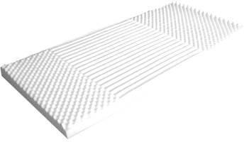 Materac piankowy p/odl. Bioflote 200/bawełna
