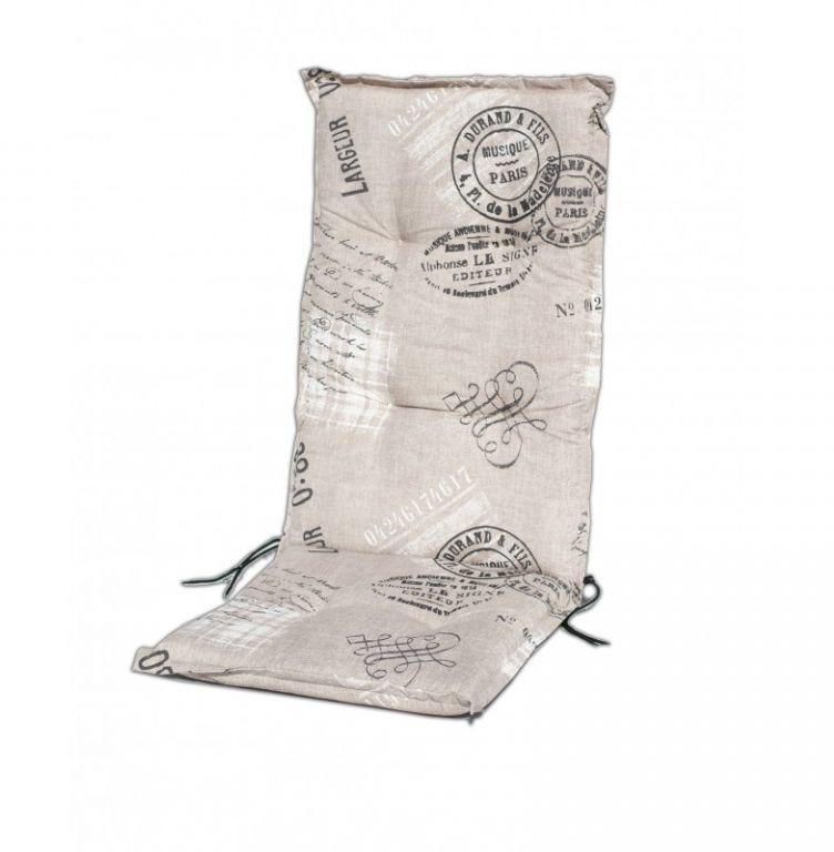 Poduszka do wysokiego krzesła NAXOS HOCH - sv. beż 40260-620