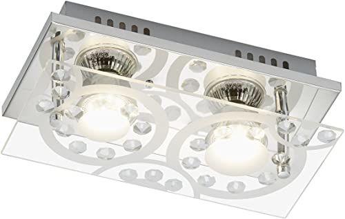 Briloner Leuchten 3585-028 lampa ścienna LED, prostokątna