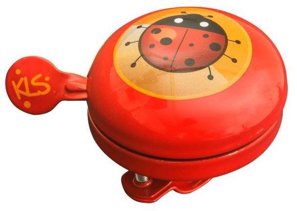 Dzwonek Kellys Bell 60 Kids czerwony