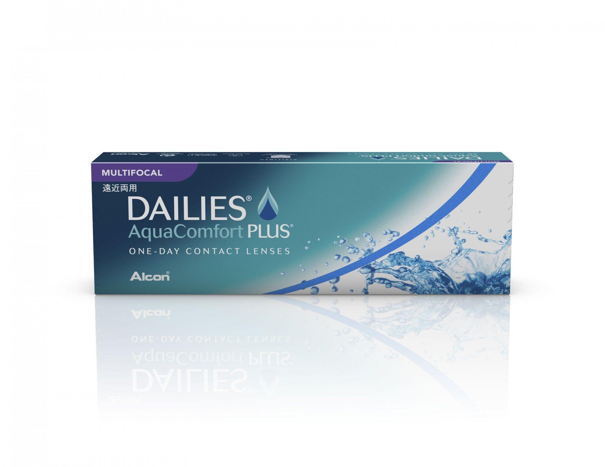 Dailies Aqua Comfort Plus Multifocal 30 szt