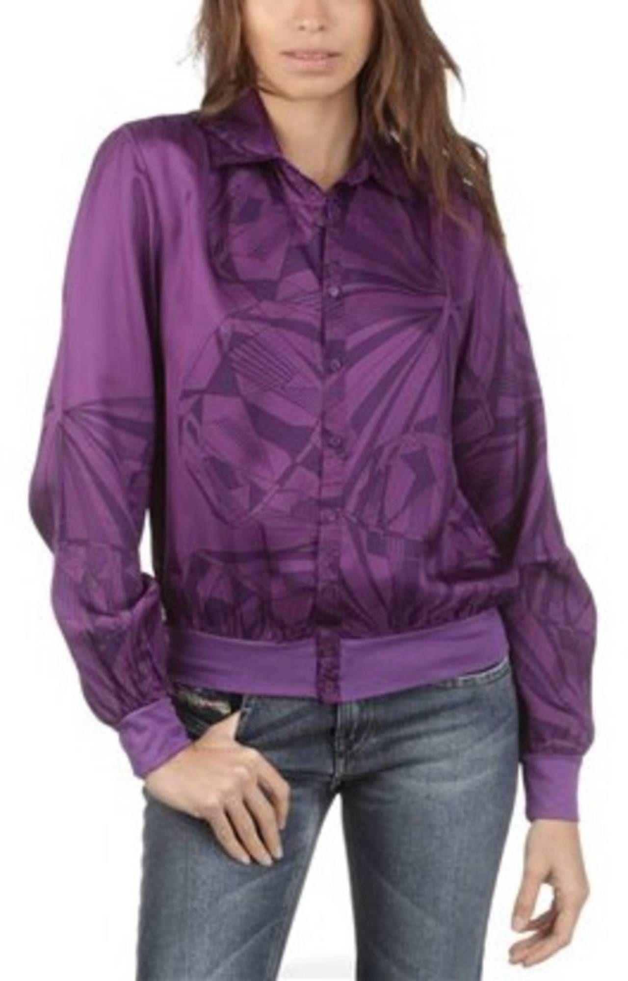 DIESEL Shirt long sleeves Women