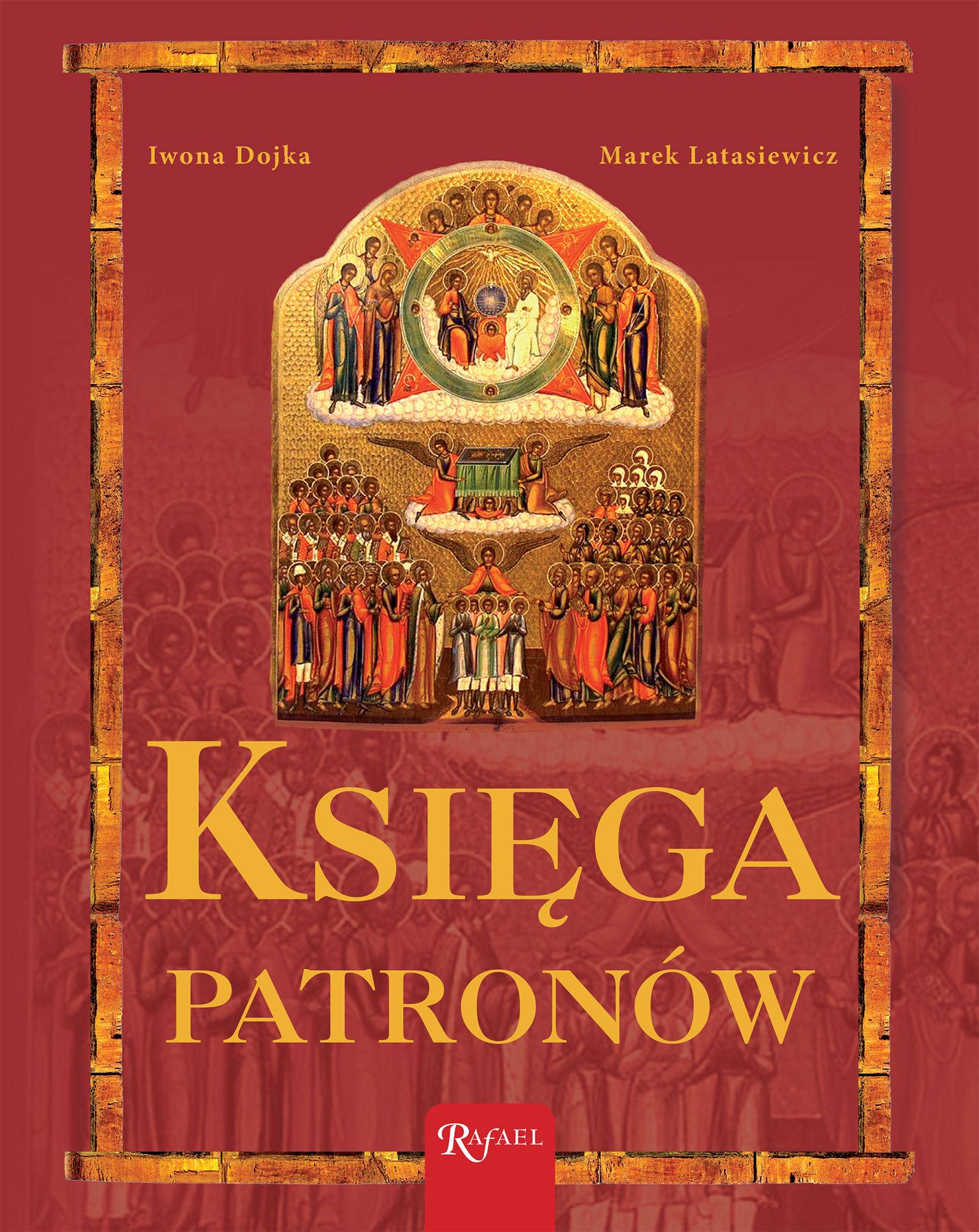 Księga patronów - Iwona Dojka - ebook
