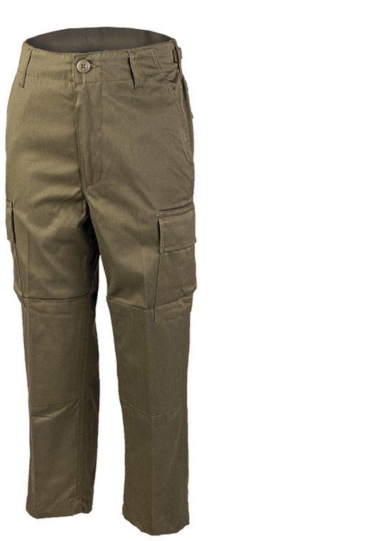 Spodnie dziecięce Mil-Tec BDU Olive (12031001)