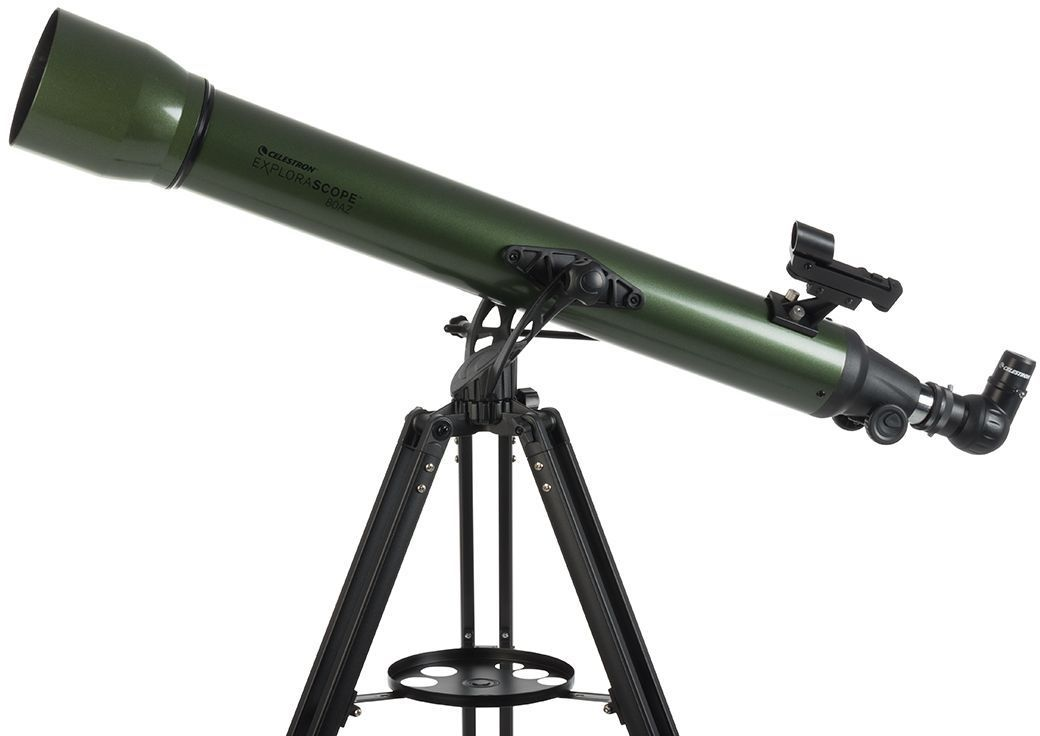 Teleskop Celestron ExploraScope 80AZ (DO.22102)