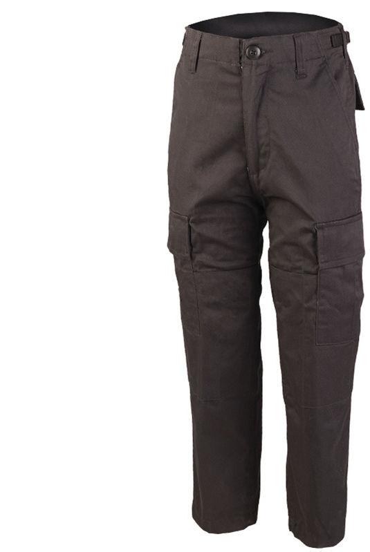 Spodnie dziecięce Mil-Tec BDU Black (12031002)