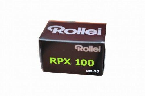 Rollei RPX 100/135/36