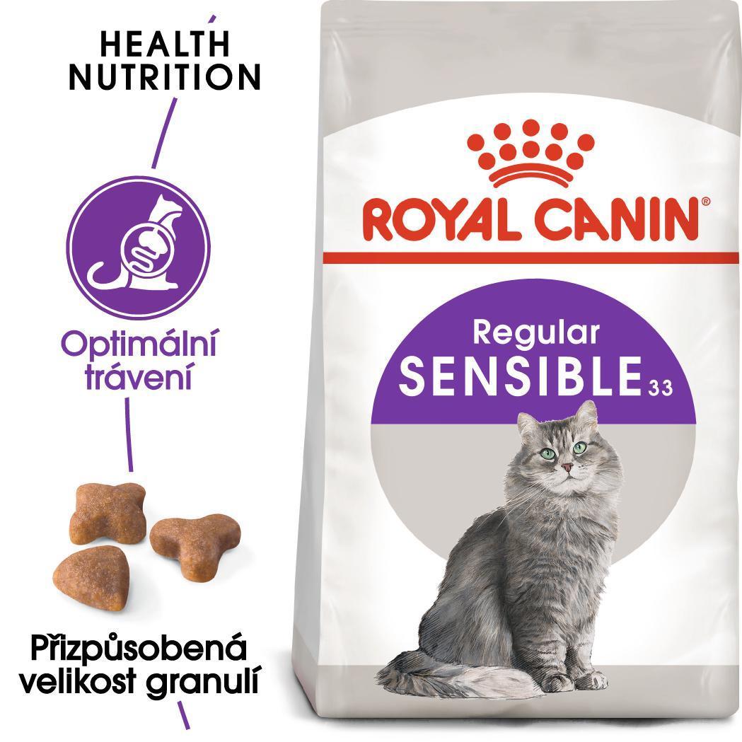 Royal Canin cat SENSIBLE