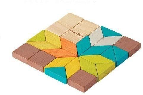 Układanka Mozaika mini - Plan toys