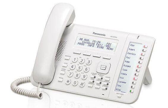 Panasonic KX-NT553 X Telefon systemowy IP