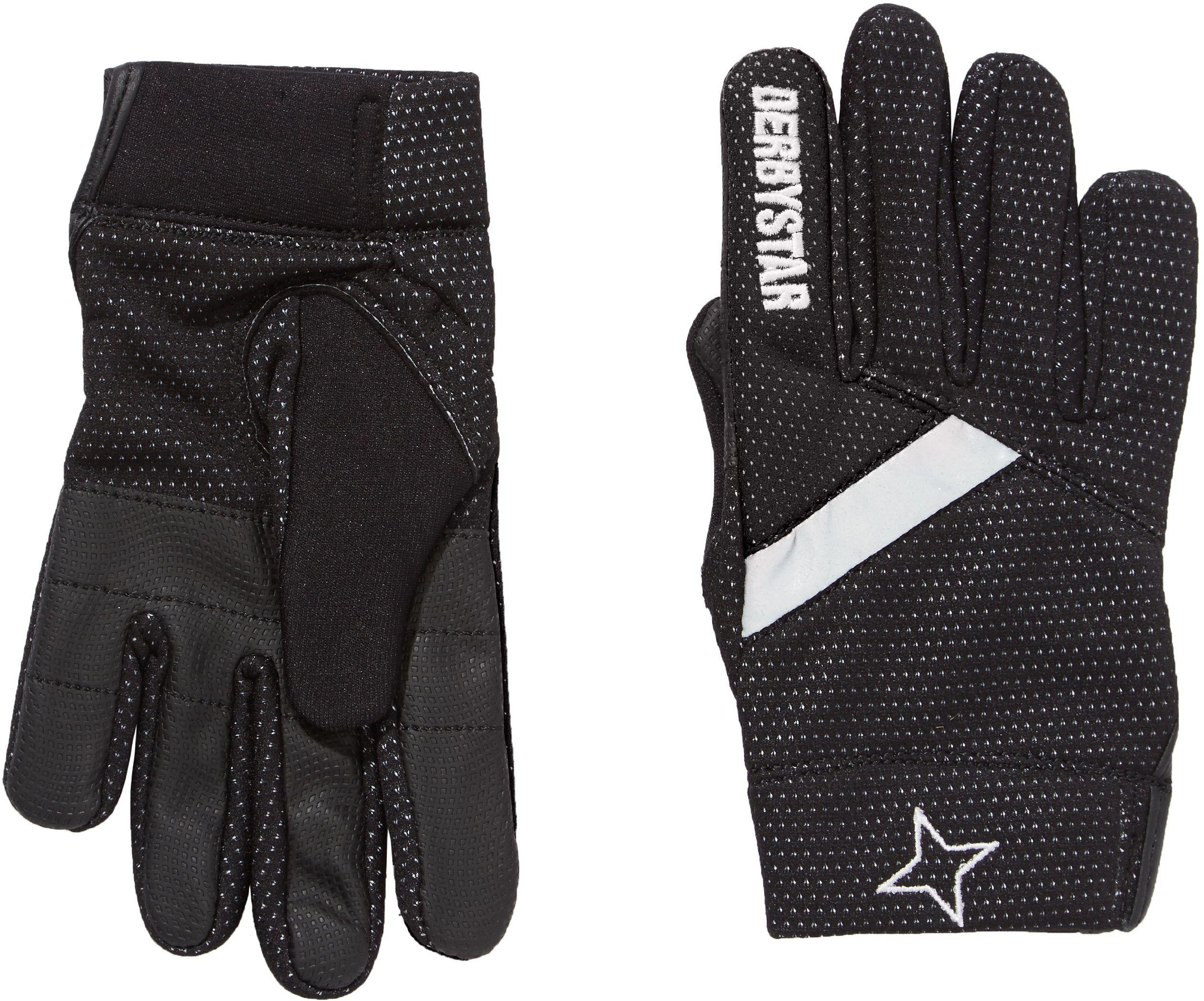 Derbystar Rękawiczki dla graczy, 11, czarne, 2640110200