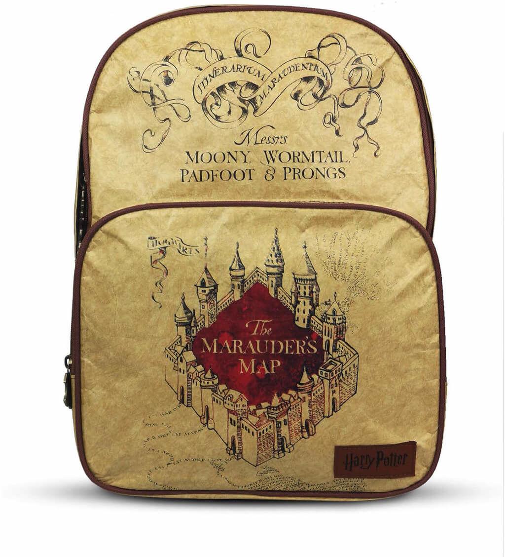 Plecak Harry Potter Mapa Huncwotów - 1 szt.