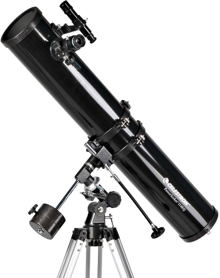 Teleskop Celestron PowerSeeker 114EQ (DO.21045)