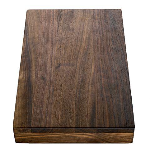 Blanco Deska drewniana orzech 494x290 mm