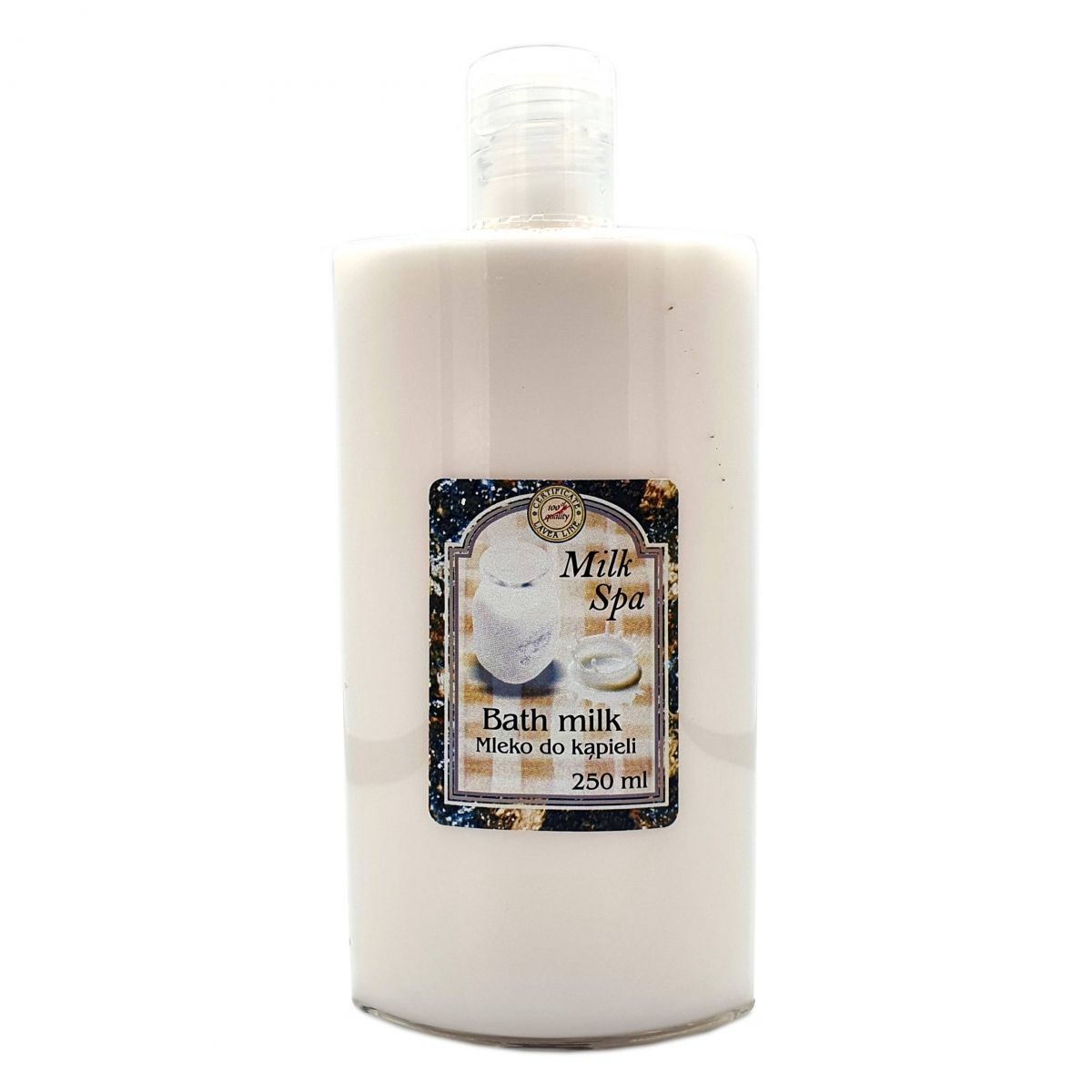 Mleko do kąpieli - Milk Spa - 250ml - Lavea